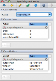 Set AppDelegate Object