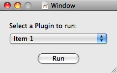 Main Application Window