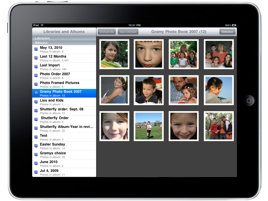 View Your iPhoto Library From Your iPad [UPDATED] | Cocoa Is
