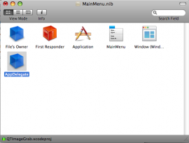 Add App Delegate Object