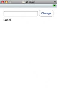 iPhone Application UI