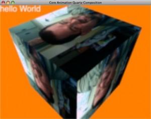 Quartz Composer Layer