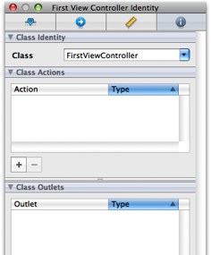 First View Controller Identity