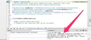 Xcode LLDB Tutorial: Debug Console
