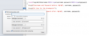 Xcode LLDB Tutorial: Breakpoint