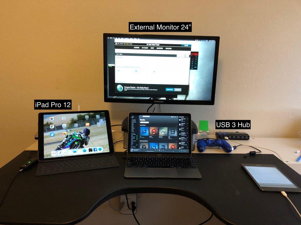 Home Desk Image